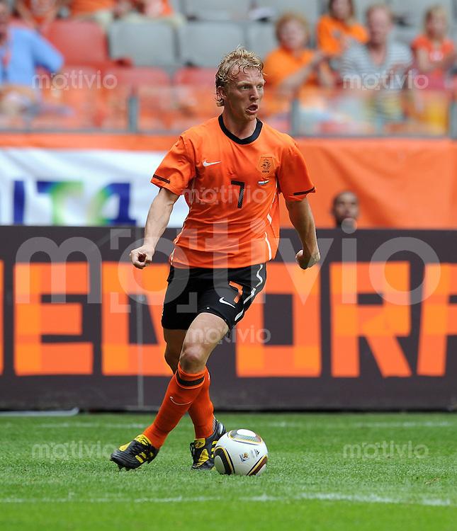 Fussball International:  Testspiel       Holland - Ungarn          05.06.2010 Dirk KUYT (Holland)