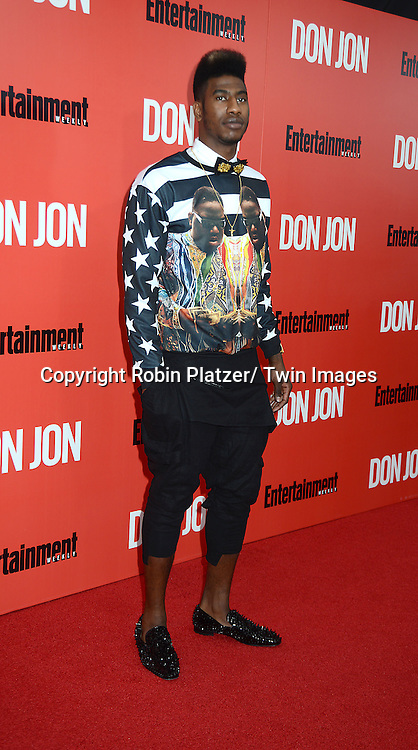 "Iman Shumpert attends the ""Don Jon"" New York Movie Premiere on September 12, 2013 at the SVA Theatre in New York City."