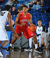 Fairfield MBB vs. Yale at CCSU 11/13/2015