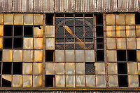 Industrial textures and abstracts - Fan and Windows