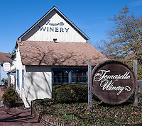 Tomasello Winery in Historic Smithville, New Jersey, USA