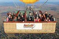 20150829 August 29 Hot Air Balloon Gold Coast
