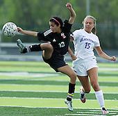 Troy at Bloomfield Hills, Girls Varsity Soccer, 5/16/16