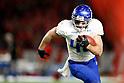 "American Football : X League Championship ""Japan X Bowl"" 2017: Fujitsu Frontiers 63-23 IBM BigBlue"