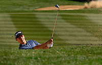 Feb 4, 2007; Scottsdale, AZ, USA; Jeff Quinney during the final round of the FBR Open at the TPC Scottsdale in Scottsdale, Arizona. Mandatory Credit: Mark J. Rebilas-US Presswire Copyright Mark J. Rebilas