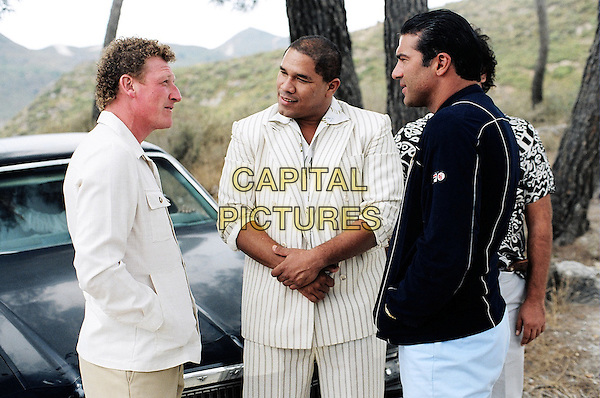 Tamer Hassan<br /> in The Business (2005) <br /> *Filmstill - Editorial Use Only*<br /> CAP/NFS<br /> Supplied by Capital Pictures