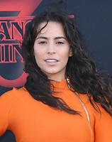 "Israel28 June 2019 - Santa Monica, California - Alexxis Lamire. ""Stranger Things 3"" LA Premiere held at Santa Monica High School. <br /> CAP/ADM/BT<br /> ©BT/ADM/Capital Pictures"