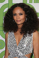 BEVERLY HILLS, CA - JANUARY 6: Thandie Newton at the HBO Post 2019 Golden Globe Party at Circa 55 in Beverly Hills, California on January 6, 2019. <br /> CAP/MPIFS<br /> ©MPIFS/Capital Pictures