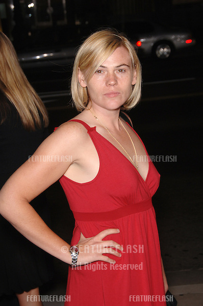 "Actress CLEA DUVALL at the Los Angeles premiere of ""Hollywoodland""..September 7, 2006  Los Angeles, CA.© 2006 Paul Smith / Featureflash"
