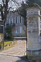 Chateau Villemaurine Saint Emilion, Bordeaux, France