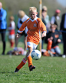 Coulton Cup Semi 2011 U-9 plate  AFC Blackpool v Fleetwood Gym