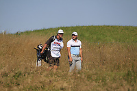 Zander Lombard (RSA) on the 12th during Round 1 of the HNA Open De France at Le Golf National in Saint-Quentin-En-Yvelines, Paris, France on Thursday 28th June 2018.<br /> Picture:  Thos Caffrey | Golffile