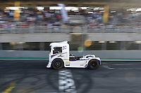 SÃO PAULO, SP, 31.07.2016 - FÓRMULA TRUCK - Piloto Rogério Castro durante sexta etapa da Fórmula Truck, realizado no Autódromo de Interlagos em São Paulo, na tarde deste domingo, 31.(Foto: Levi Bianco/Brazil Photo Press)