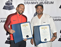 LOS ANGELES, CA- FEB. 08: Arabian Prince, Toddy Tee at the From Compton to Cornell: Preserving The History of Hip Hop In the Hub City at the Grammy Museum in Los Angeles, California on February 8, 2018 Credit: Koi Sojer/ Snap'N U Photos/Media Punch
