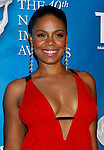 LOS ANGELES, CA. - February 12: Actress Sanaa Lathan  poses in the press room for the 40th NAACP Image Awards at the Shrine Auditorium on February 12, 2009 in Los Angeles, California.
