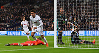Dele Alli of Tottenham Hotspur turns away after opening the scoring against Real Madrid during the UEFA Champions League Group H match between Tottenham Hotspur and Real Madrid at Wembley Stadium on November 1st 2017 in London, England.Foto Phc / Panoramic / Insidefoto