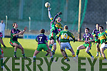 Seamus Scanlon Kerry v Conot Talty Limerick Institute Technology in the Quarter Final of the McGrath Cup at Austin Stack Park, Tralee on Sunday 16th January.