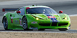Monterey California, May 4, 2014, Laguna Seca Monterey Grand Prix, Ferrari on track