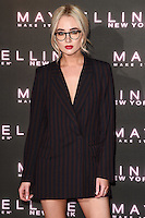 Nicola Hughes<br /> arrives for the Maybelline Bring on the Night party at The Scotch of St James, London<br /> <br /> <br /> ©Ash Knotek  D3231  18/02/2017