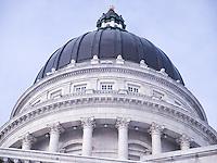 Utah State Capitol's Dome