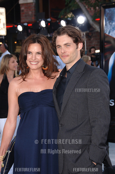"Actor JAMES MARSDEN at the world premiere of his new movie ""Superman Returns"" in Los Angeles..June 21, 2006  Los Angeles, CA.© 2006 Paul Smith / Featureflash"