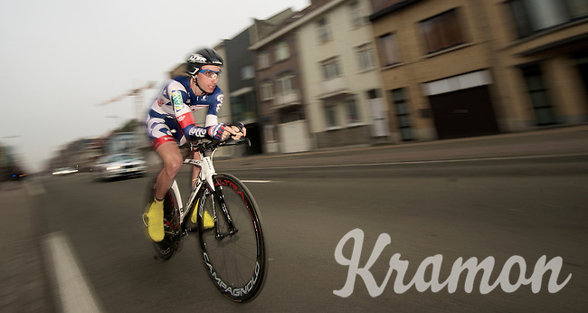 3 Days of West-Flanders, day 1: Middelkerke prologue.Kenny Dehaes