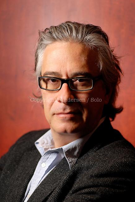 Jordi Soler, Mexican writer.