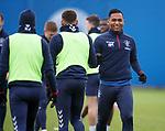 19.12.2019 Rangers training: Alfredo Morelos