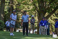Francesco Molinari (ITA) looks over his tee shot on 8 during round 1 of the World Golf Championships, Mexico, Club De Golf Chapultepec, Mexico City, Mexico. 2/21/2019.<br /> Picture: Golffile | Ken Murray<br /> <br /> <br /> All photo usage must carry mandatory copyright credit (© Golffile | Ken Murray)