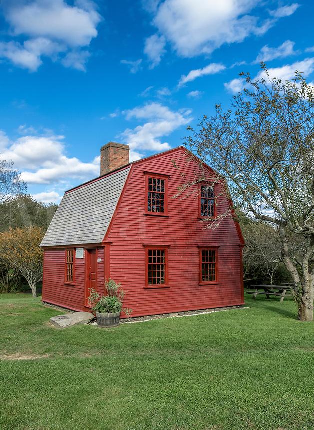 Historic Prescott Farm, Middletown, Rhode Island, USA.