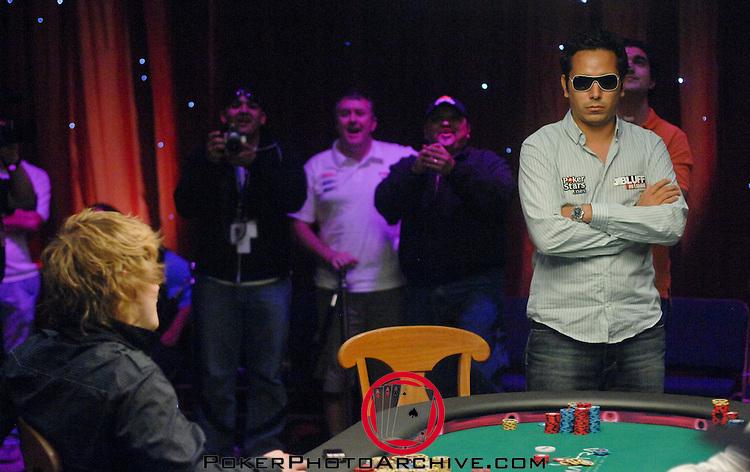 Angel Guillen is all in against Karl Hevroy