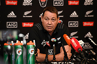 20180614 All Blacks Media Conference