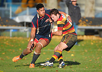 140614 Otago Club Rugby - Zingari-Richmond v Harbour Prem 2