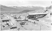 CF&amp;I loading tipple at Crested Butte &quot;Big Mine&quot;.<br /> D&amp;RGW  Crested Butte, CO  Taken by Richardson, Robert W. - 4/1951