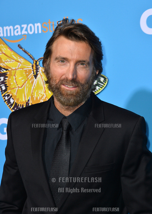 Sharlto Copley at the world premiere for &quot;Gringo&quot; at the L.A. Live Regal Cinemas, Los Angeles, USA 06 March 2018<br /> Picture: Paul Smith/Featureflash/SilverHub 0208 004 5359 sales@silverhubmedia.com