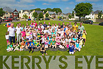 FUNDAY: The Children of Manor Estate, Mounthawk, Tralee with their parents who enjoyed their funday on Saturday............................................................................ ........