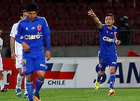 Sudamericana 2013 Universidad de Chile vs Lanus