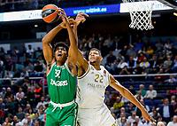 2020.01.09 EuroLeague Real Madrid Baloncesto VS Zalguiris