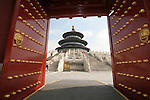 Temple of Heaven Beijing China August 2007