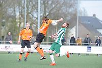 VV Oudehaske - SC Joure zat 090416