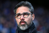 17th March 2018, The John Smiths Stadium, Huddersfield, England; EPL Premier League football, Huddersfield Town versus Crystal Palace; David Wagner Manager of Huddersfield Town