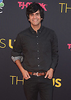 "HOLLYWOOD- SEPTEMBER 26:   Siddhartha Khosla at the premiere of NBC's ""This Is Us"" Season 2 at NeueHouse Hollywood on September 26, 2017 in Hollywood, California. (Photo by Scott Kirkland/PictureGroup)"