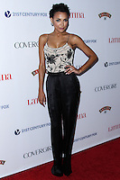 """HOLLYWOOD, CA - OCTOBER 03: Actress Naya Rivera arrives at Latina Magazine's """"Hollywood Hot List"""" Party held at The Redbury Hotel on October 3, 2013 in Hollywood, California. (Photo by Xavier Collin/Celebrity Monitor)"""