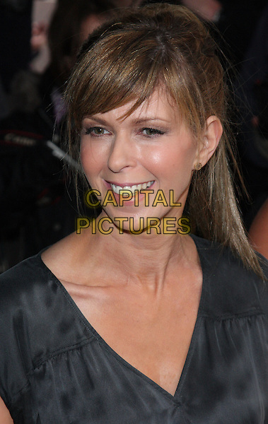 KATE GARRAWAY.The TRIC Awards 2010 (Television and Radio Industries Club) held at the Grosvenor House Hotel, Park Lane, London, England..March 9th 2010.headshot portrait black smiling .CAP/ROS.©Steve Ross/Capital Pictures.