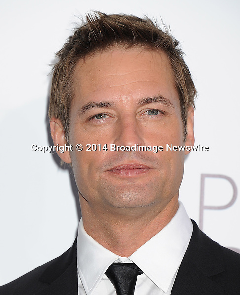 Pictured: Josh Holloway<br /> Mandatory Credit &copy; Gilbert Flores /Broadimage<br /> 2014 People's Choice Awards <br /> <br /> 1/8/14, Los Angeles, California, United States of America<br /> Reference: 010814_GFLA_BDG_281<br /> <br /> Broadimage Newswire<br /> Los Angeles 1+  (310) 301-1027<br /> New York      1+  (646) 827-9134<br /> sales@broadimage.com<br /> http://www.broadimage.com