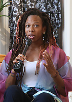 PACIFIC PALISADES, CA -June 28: Rebecca Watson, at Elisabeth Rohm ihosts a RESPECT TALK on How To Cultivate More Bliss in Today's World at Veronica Beard in Pacific Palisades California on June 28, 2020. Credit: Faye Sadou/MediaPunch