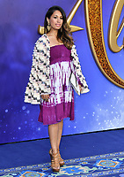 Preeya Kalidas attends live-action remake of the hit Disney animated film Aladdin on 9th May 2019 in London, England, UK.<br /> <br /> <br /> CAP/JOR<br /> &copy;JOR/Capital Pictures