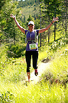 Each June, 4th Dimension Racing brings its Everygreen Trail Run series to Echo Valley in the Lake Chelan Valley. The runners love the warm sunshine and trail running experience at the site.