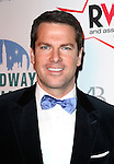 Thomas Roberts attending the Broadway Dreams Foundation's 'Champagne & Caroling Gala' at Celsius at Bryant Park, New York on December 10, 2012
