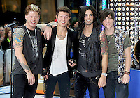 Hot Chelle Rae on the Today Show - New York
